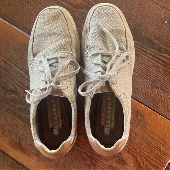Skechers Shoes | Mens Lace Up Shoe